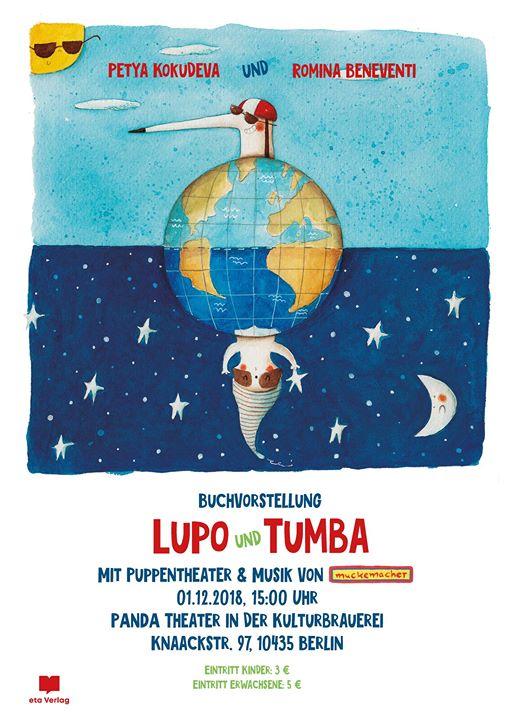 Lupo und Tumbas Abenteuer in Berlin