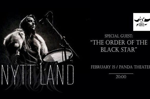 NYTT LAND / live aus Berlin / Panda Theater