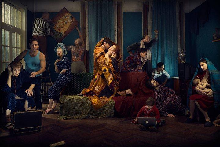 Finissage & artist talk: Andrey Kezzyn exhibition