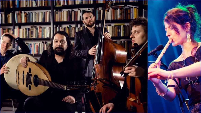 Berlin Oriental Quartet & Valentina Bellanova