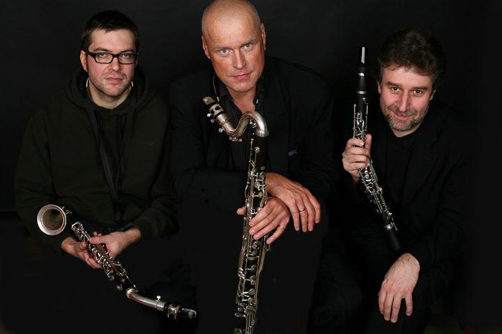 Gebhard Ullmann Clarinet Trio