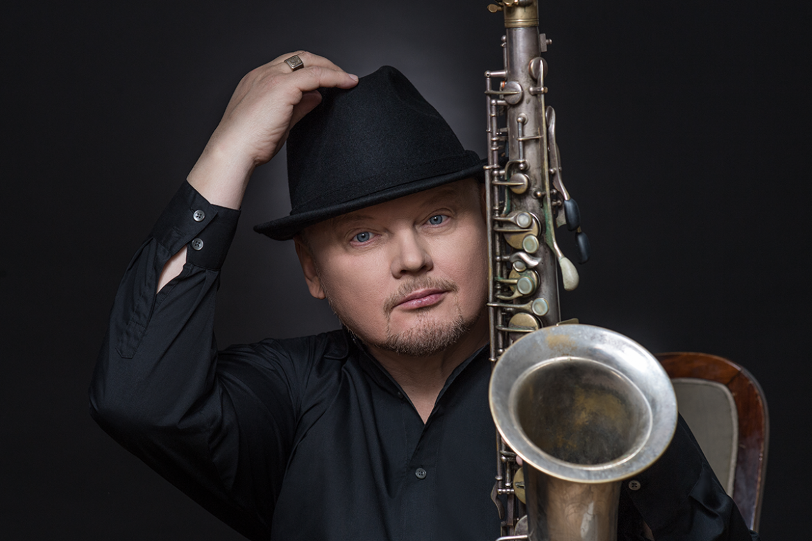 Oleg Kireyev: From Russia with sax